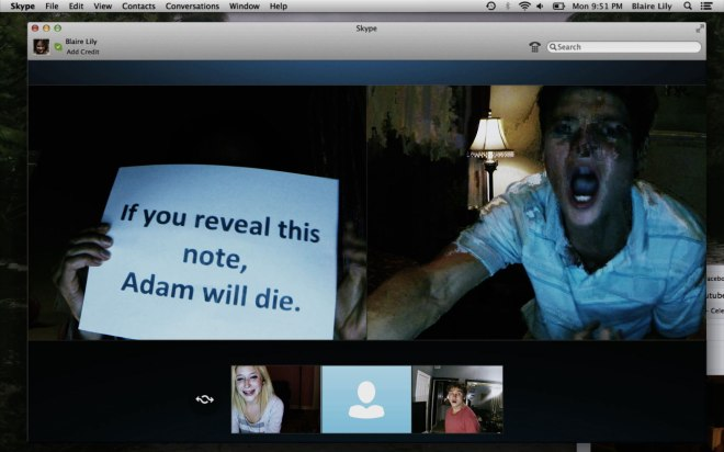 Image result for Unfriended Mitch and Blaire